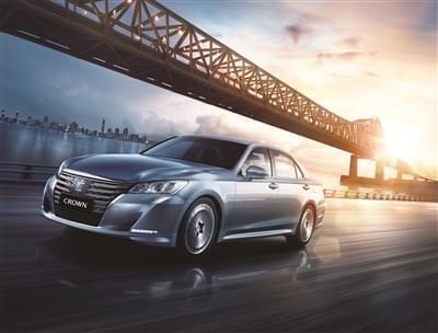一季度同比增幅50% 皇冠领衔豪华车市场