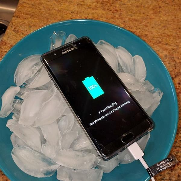 Note 7电池爆炸事件频发 全球网友奋力恶搞的照片 - 9