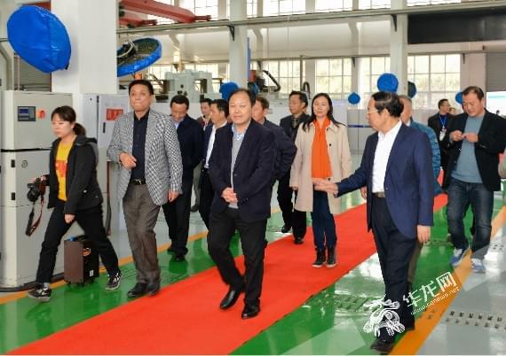 铸造大国大匠 全国机械行业职业院校技能大赛在重庆举办