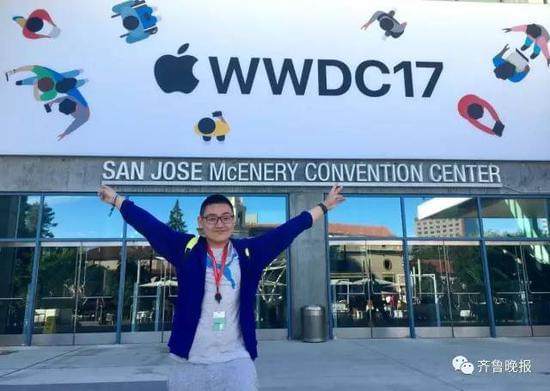 这位高中生厉害了 6岁开始编程现是苹果工程师