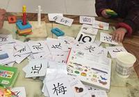 两岁半接受培训 学前掌握3000汉字
