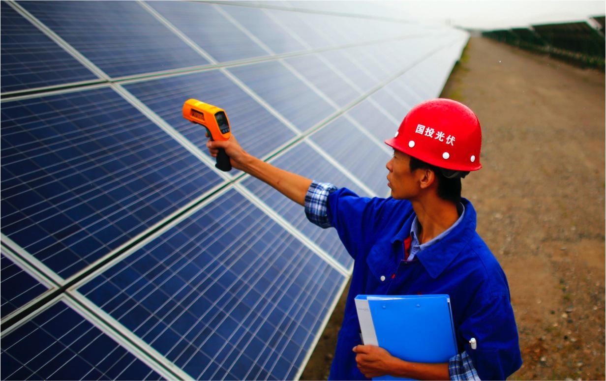 印度欲对中国太阳能板征25%关税 半年前还想征70%