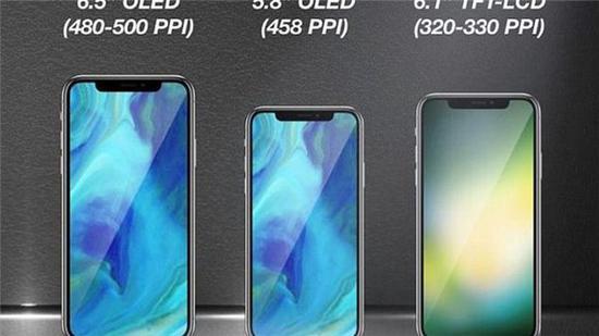 """曝苹果iPhone X Plus将支持""""iPen""""需另外购买"""