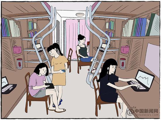 记得自己进大学校门的样子吗