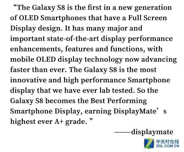 三星Galaxy S8好不好 看看老外们的评论(不发)