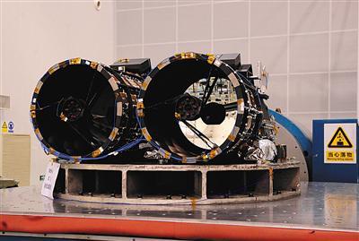 揭秘巴基斯坦遥感卫星一号:2天可完成巴全境扫描