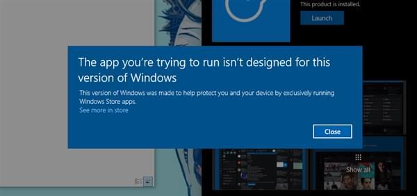 Windows 10 Cloud首波截图曝光的照片 - 5