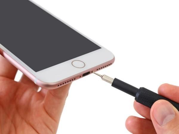 iPhone 7 Plus拆解:2900mAh容量电池的照片 - 7