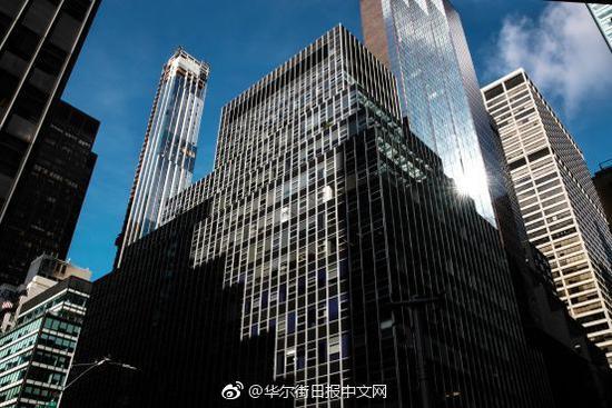 媒体:海航洽售邻近特朗普大厦的曼哈顿大楼