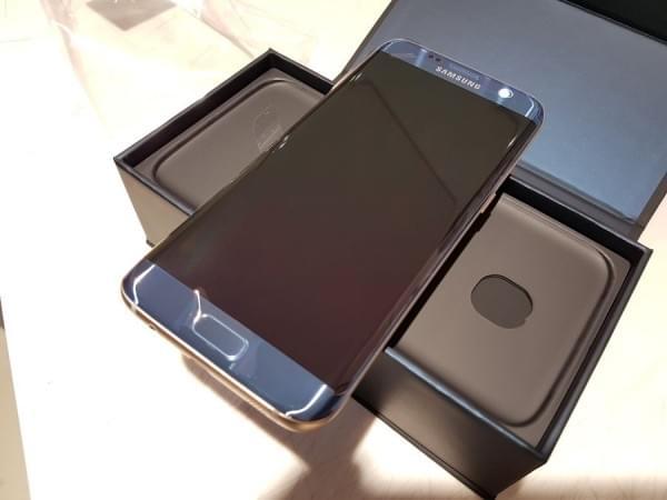 珊瑚蓝版Galaxy S7 edge开箱的照片 - 12