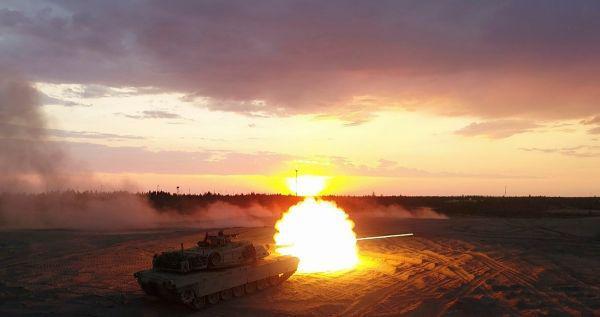 美陆军将为M1坦克配备以色列主动防御系统