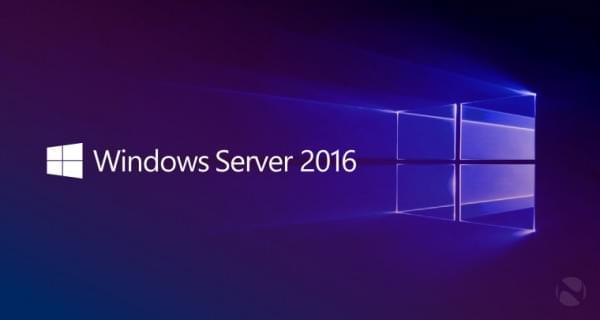微软 Windows Server 2016 将于十月发布的照片