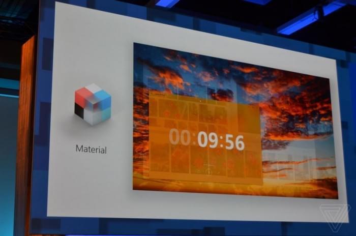 毛玻璃特效回归 微软公布全新界面设计语言Fluent Design的照片 - 3