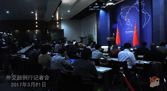 中国空气污染扩散到日韩?中方:这需要科学论证