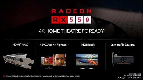 AMD正式推出Radeon RX 500系列的照片 - 9