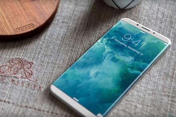 """iPhone 8""新细节:OLED曲面屏有望 或引入最新传感器技术的照片"