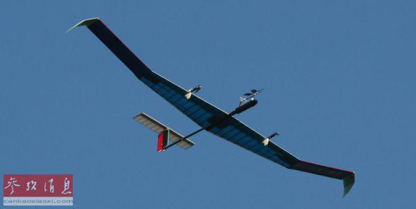 中国太阳能无人机可留空数月 可探测隐身战机及航母