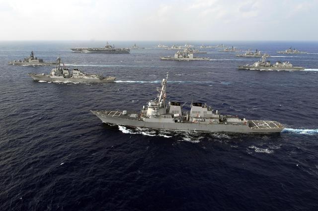 日前防卫大臣:日本不排除先发制人打击朝鲜可能性