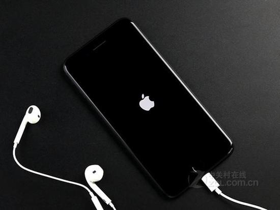 苹果7plus磨砂黑现货