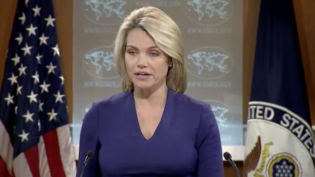 特朗普想要女性接任黑莉入驻联合国 在认真考虑她