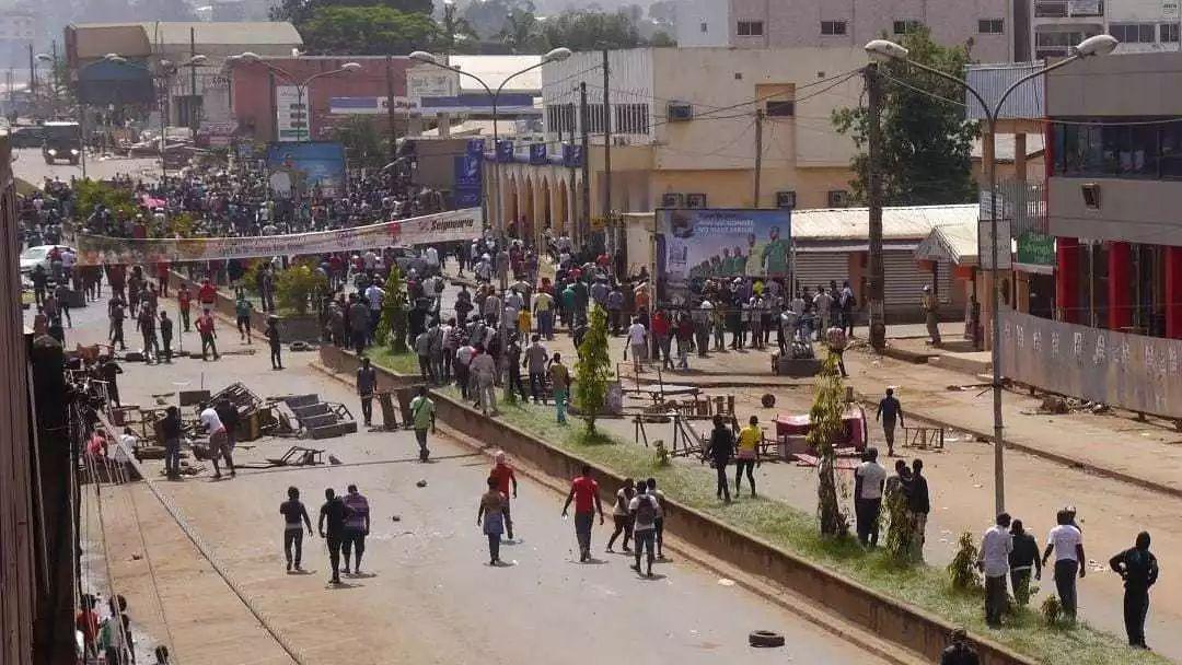 """79名孩子被释放后:喀麦隆""""英语和法语之争""""仍继续"""