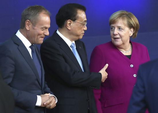亚欧首脑会议闭幕51个国家组团向美国发难