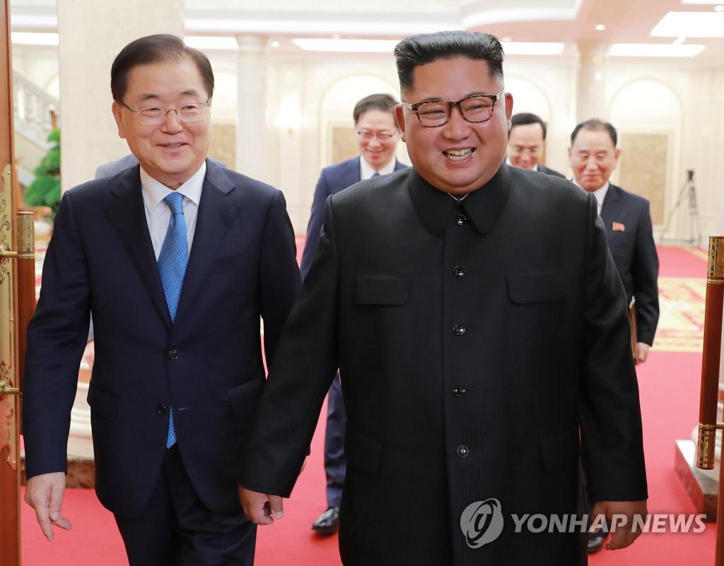 """韓朝商定第三次""""文金會""""將于18日到20日在平壤舉行"""