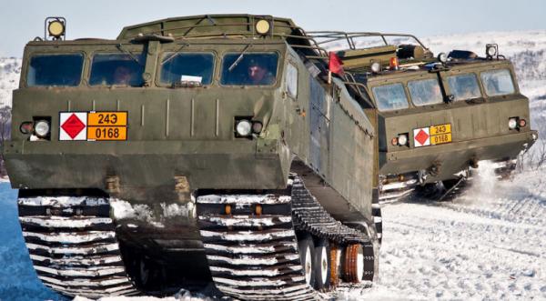 """俄在北极建防空""""军事城"""":提防美军从北方逼近"""