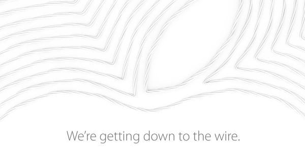 iPhone 8非官方邀请函曝光:暗示具备无线充电功能的照片