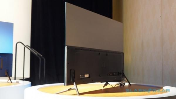 薄至4.9mm 小米电视4 CES现场图赏的照片 - 9