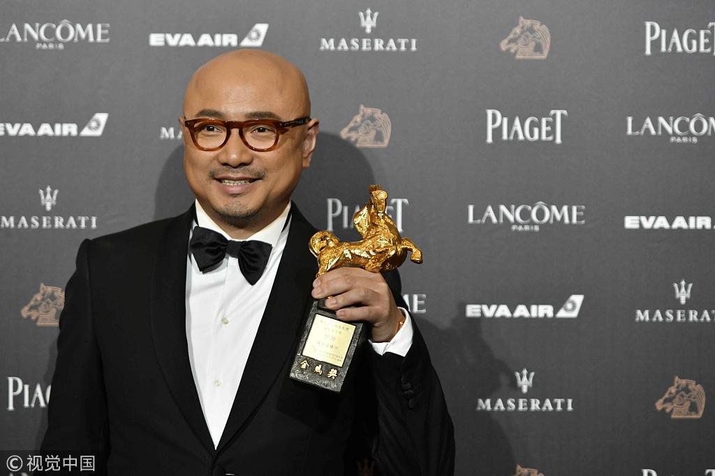 徐崢首獲金馬獎最佳男主角 《影》成最大贏家