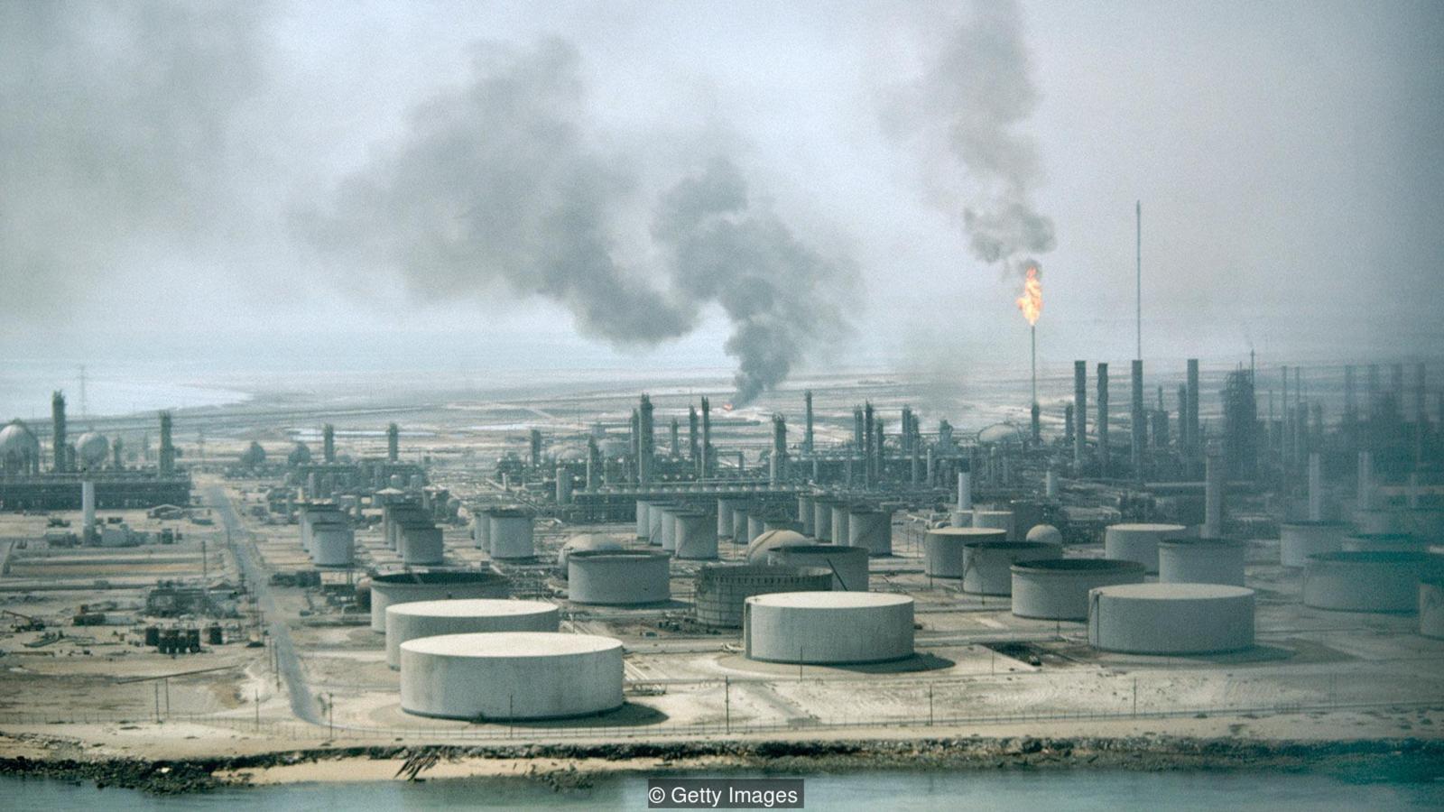 1850年商业开采以来 人类已消耗1350亿吨原油
