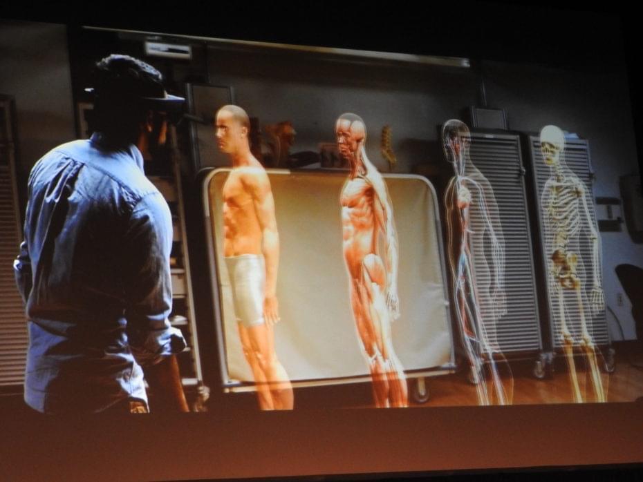 微软高管:HoloLens可谓时下最先进的新科技产品的照片 - 6