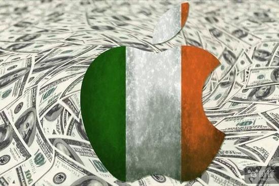 欧盟催账 爱尔兰你快去收苹果的130亿欧元