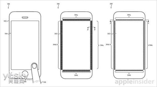 专利:iphone屏幕集成声波成像