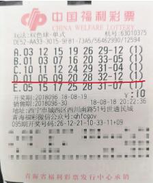 90后女彩民淡定领走555万奖:因修拉链意外中奖