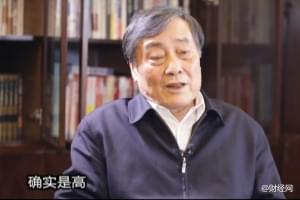宗庆后:中国税负确实太高 财政部门没算好这笔账