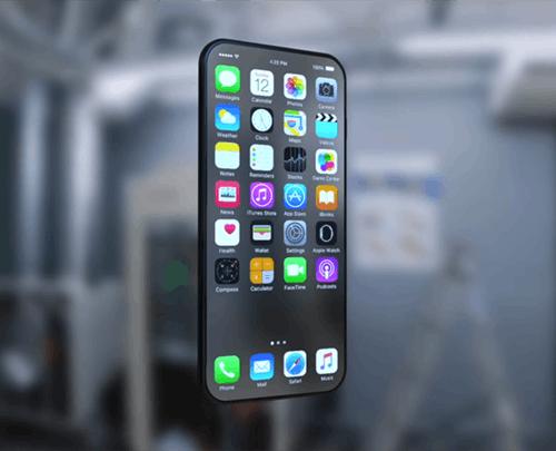取消所有物理按钮?细数外媒曝光的iPhone 8新设计