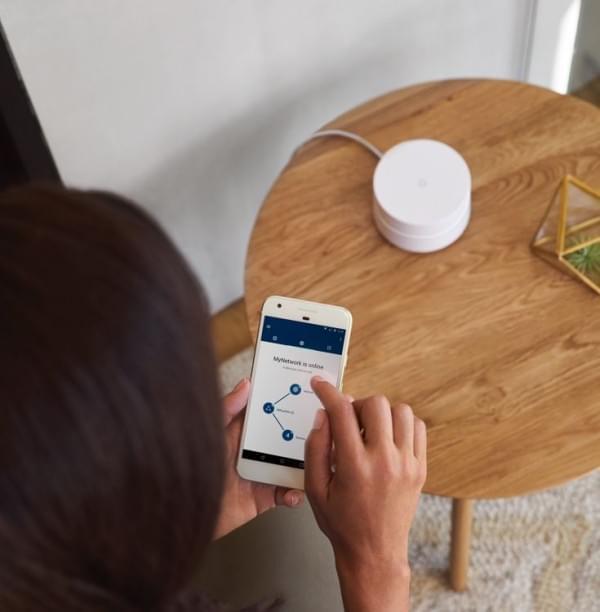 售价888元 别墅级智能路由器Google WiFi正式上市的照片 - 4