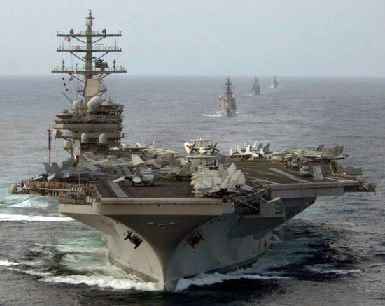 自卫队西南作战计划:欲在美航母打击群支援下夺岛