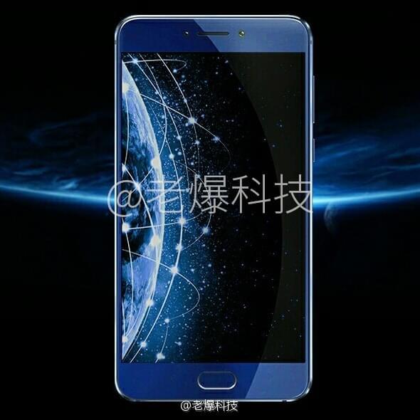 魅蓝X高清谍照曝光:前置指纹/玻璃后盖的照片 - 1