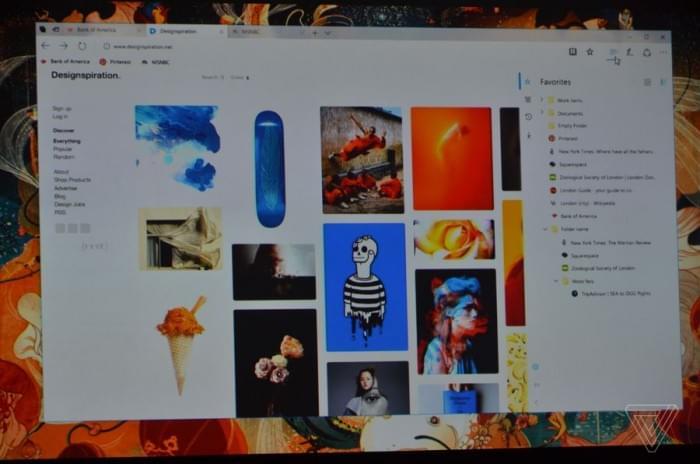 微软:Windows 10下个重大更新Edge浏览器将会更快的照片 - 8