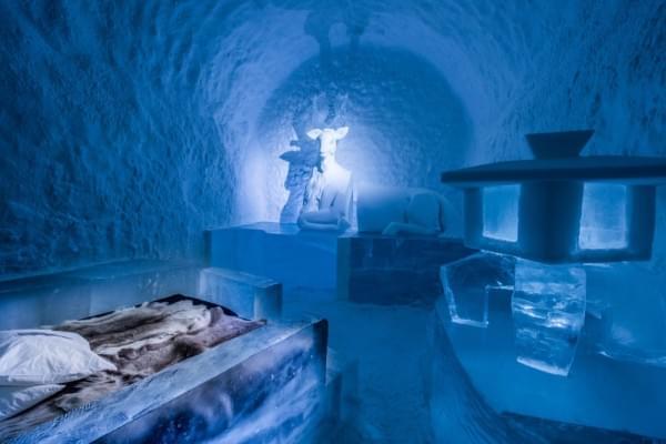 全年开放的瑞典冰酒店Icehotel 365即将开业的照片 - 8