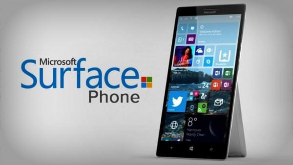 传Surface Phone明年推出 可运行iOS和Android程序的照片