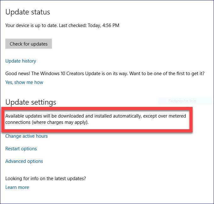 "Win10新版调整:流量上网模式将下载""确保系统流畅""的更新的照片 - 2"