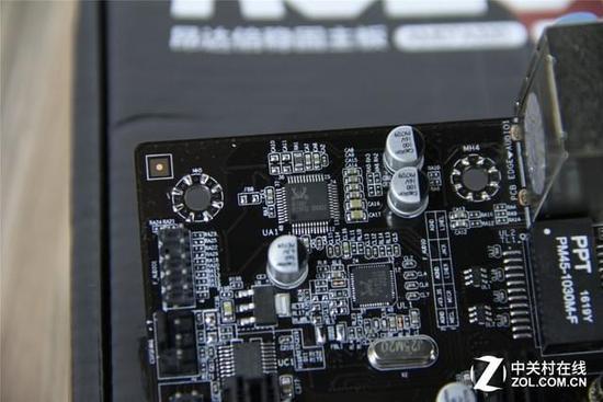 集成电路芯片内部结构