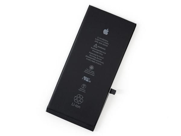 iPhone 7 Plus拆解:2900mAh容量电池的照片 - 17