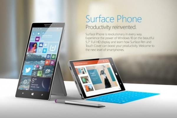 Surface Phone新消息:配骁龙835 可运行x86应用的照片