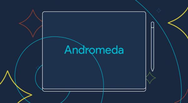 谷歌第3代Chromebook亮相:支持手写笔 搭载Andromeda系统的照片