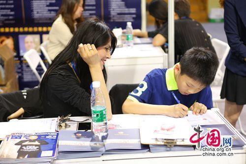 2016上海国际教育展览会隆重举行 三大亮点突出